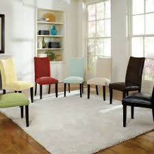 Cheap Parson Chairs Furniture Interesting Parson Chairs For Modern Dining Room Design