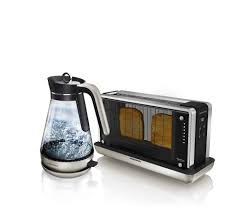 Toaster Kettle Set Redefine Glass Kettle U0026 Toaster Special Offer