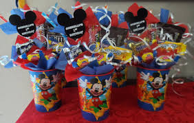 mickey mouse party favors mickey mouse clubhouse kids candy party favors aiden s 2nd