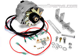 alternator conversion kit farmall m md farmall h restoration