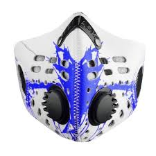 rz mask splat blue m1 mask rz mask