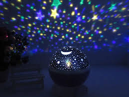 night light projector for kids 2018 romantic rotating cosmos star sky moon projector rotating