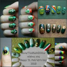 happy st patrick u0027s day 2015 nevertoomuchglitter nail wonderland