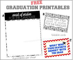 words for graduation cards words of wisdom free graduation printables more saving money
