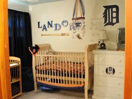 Detroit Tigers Crib Bedding Detroit Tigers Baby Baseball Nursery Decor We Knew That Had To