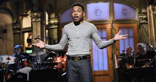 snl chance the rapper monologue features thanksgiving song