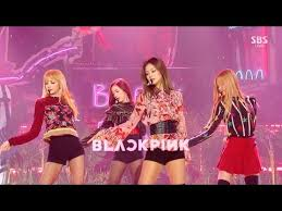 blackpink download album blackpink 불장난 playing with fire 1106 sbs inkigayo youtube