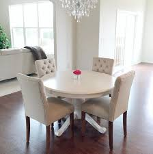 Love It Minus The White Table Threshold Brookline Tufted Dining - Target dining room tables