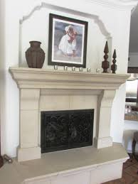 a custom fireplace door can completely change the look and feel of