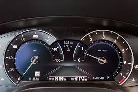All Dashboard Lights Come On While Driving Screendrive The 2017 Bmw 5 Series Emphasizes Design Over
