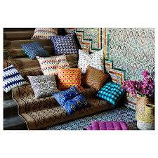 jassa cushion cover assorted colours 50x50 cm ikea