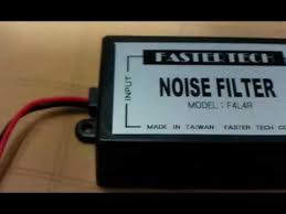 faster company noise filter youtube
