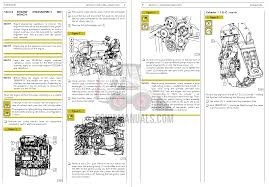 new holland n4ldi n843 n844l tier 4 engine repair manual