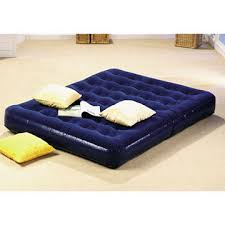 Inflatable Bed With Frame Bed Frame With Mahogany Body Headboard And Manila Hemp Measures