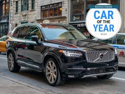 volvo volvo xc90 business insider 2015 car of the year business insider