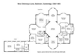 4 bedroom detached bungalow for sale in cambridge