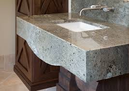 dramatic change with bathroom granite countertops home
