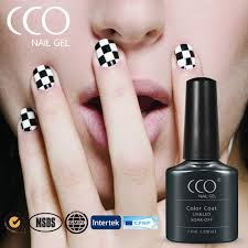 cco oem offered manufacturer customized logo uv gel famous nail