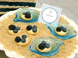 Nautical Themed Baby Shower Banner - nautical themed baby shower food ideas pinkducky com michelle
