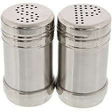 Salt And Pepper Shakers Amazon Com Salt And Pepper Shakers Modern Kitchen Stainless