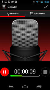 android voice voice memo android voice memo recording widget android apps on