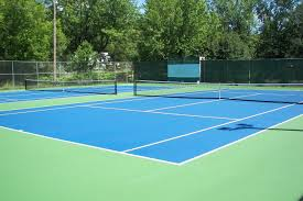 lighted tennis courts near me town of farmington maine hippach field