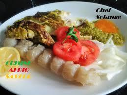 cuisine du poisson poisson braisé cameroun