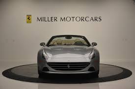 Ferrari California Grey - 2015 ferrari california t stock 4326 for sale near westport ct