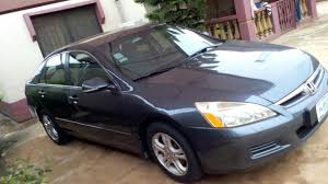 sold neatly used 2006 honda accord dc now for sale 900k manual