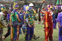 traditional cajun mardi gras costumes sunday courir info the 57th annual saddle tr riders club inc