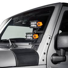Led Vehicle Light Bar by Lumen Jeep Wrangler 2007 2017 4