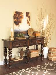 Dining Room Server Furniture with Porter Dining Set By Ashley Furniture
