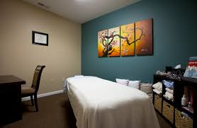 massage room synergy rehab and wellness