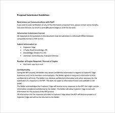 marketing proposal template