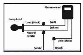 photocell wiring diagrams efcaviation com