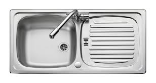 leisure kitchen sink spares leisure euroline el860 1 0 bowl reversible sink stainless steel