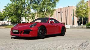 porsche 911 mods porsche 911 gts 991 assetto corsa mod