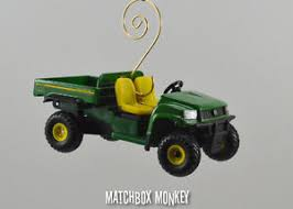 deere atv 4x4 gator hpx custom ornament 1 64 rhino