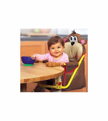 Toddler Feeding Table by Munchkin Feeding Friend Portable Hook On Chair In Monkey
