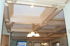 coffered ceiling ideas coffered ceiling lighting ideas sustainablepals org