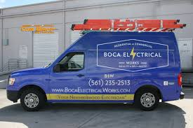 nissan nv2500 high roof nissan nv1500 cargo van 3m vinyl vehicle wrap fort lauderdale