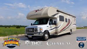 thor motor coach chateau u0026 four winds class c rv review at mhsrv