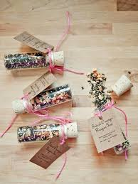 chagne wedding favors 10 fantastic wedding favour ideas from plants to sted spoons