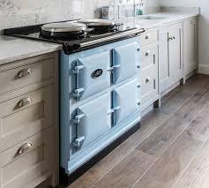 aga in modern kitchen a modern country kitchen from burlanes interiors sevenoaks