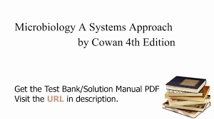 practice test bank for microbiology a systems approach by cowan