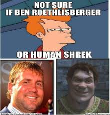 Ben Roethlisberger Meme - nfl memes roethlisberger funny stuff pinterest nfl memes