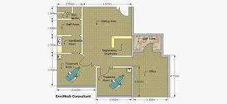 3d Office Floor Plan We Setup Your Clinic U0026 Healthcare Centre Floorplan Layout For