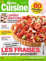 recettes maxi cuisine maxi cuisine n 120 du 02 octobre 2017 à télécharger sur