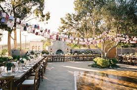 wedding venues southern california outdoor wedding venues in southern california backyard wedding