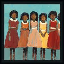 28 african american wall murals african american art african american wall murals the dance becky kinkead african american girls framed art
